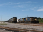 CSX power at Rocport.